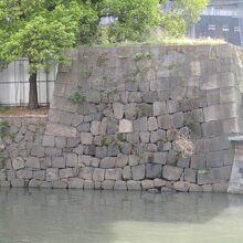 常盤橋門跡(東京都千代田区)