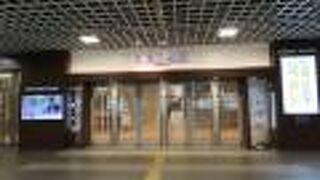 福井駅直結の商業施設