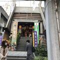 コンクリートの拝殿