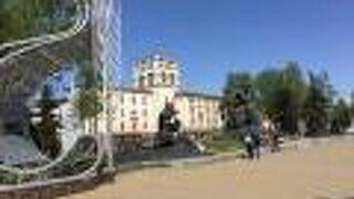 ヤクプコーラス広場