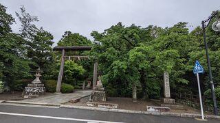 木島坐天照御魂神社 (蚕の社)