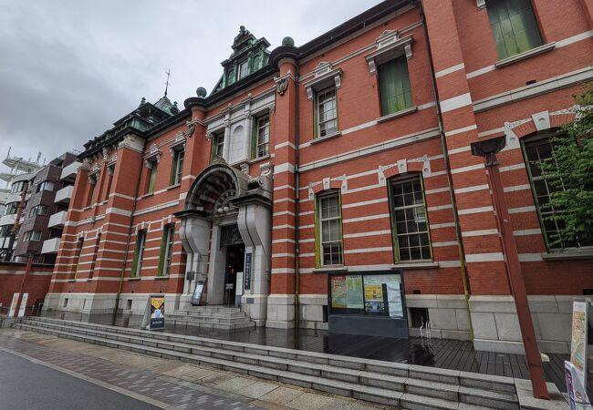 重要文化財の建物