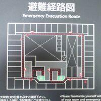 部屋の位置図