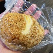 種類の多いパン屋さん