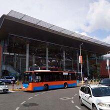 ナポリ カポディチーノ国際空港 (NAP)