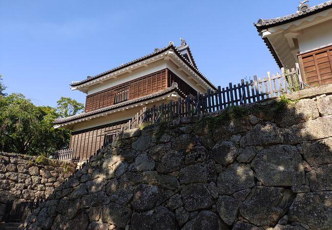 上田城北櫓