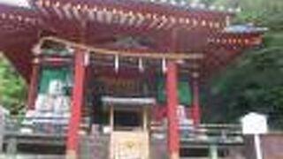 久能山東照宮 日枝神社