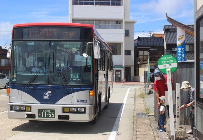 路線バス (新潟交通佐渡)