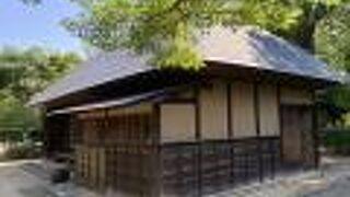 旧武居家住宅