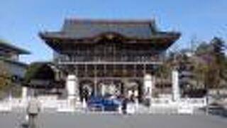 成田山新勝寺総門