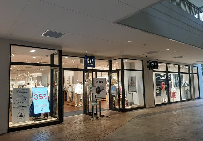 Gap Outlet (三井アウトレットパーク倉敷店)