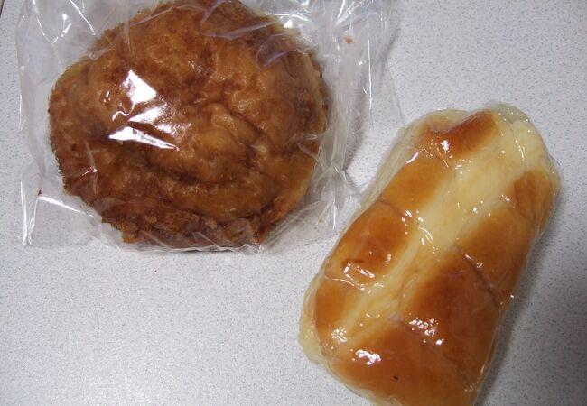 (再訪)ちくわパンとカレーパン