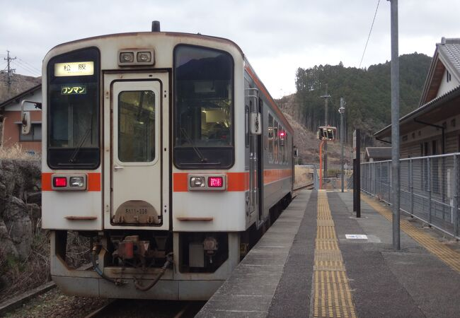 JR名松線