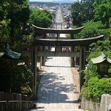 宮地嶽神社(福岡県福津市)