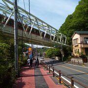 都心から高尾山を訪れる時は、JRでなく京王高尾線を使うのが絶対おすすめです。