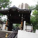 善福寺 勅使門