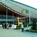 天王寺公園にある商業施設です。