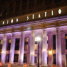 シカゴ ユニオン駅