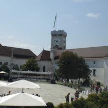 リュブリアナ城