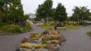停車場ガーデン(小諸市民ガーデン)