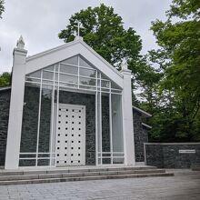 森のチャペル 軽井沢礼拝堂