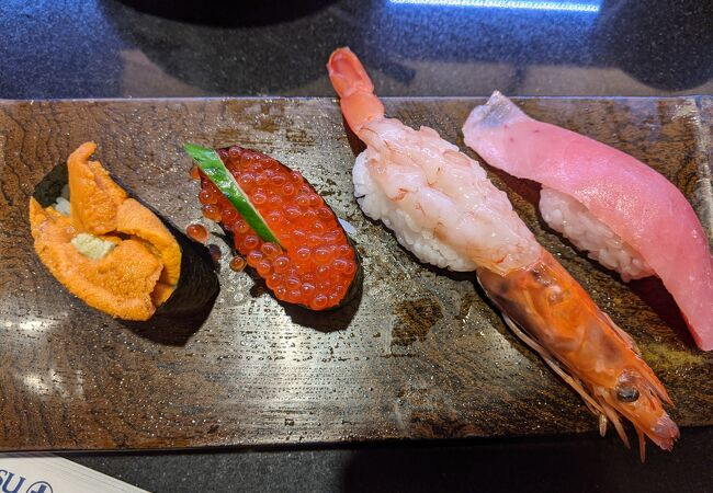 回し寿司 活 活美登利 西武池袋店