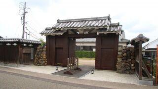 旧大垣城鉄門