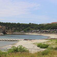 達者海水浴場