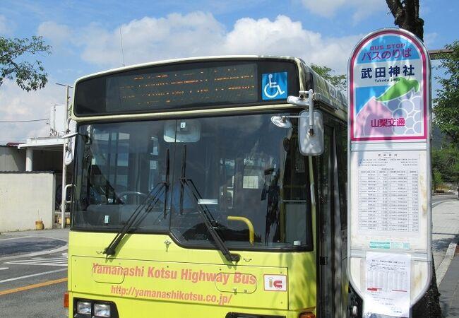 路線バス (山梨交通)
