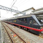 東海道線伊東駅直通列車があるのでホームが長いです。