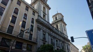 サン イシドロ教会