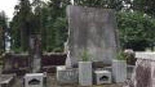 藤田東湖の墓