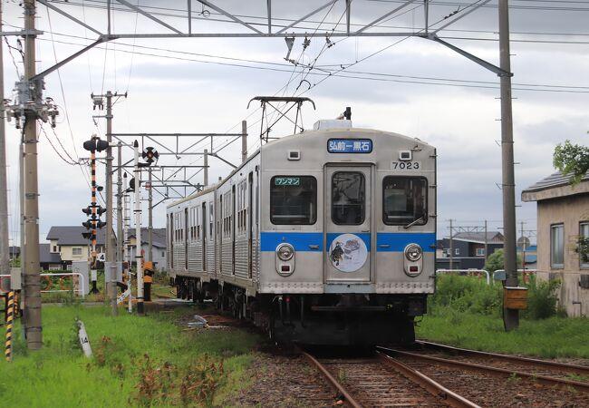 弘南鉄道 弘南線