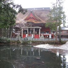 羽黒山(山形県鶴岡市)