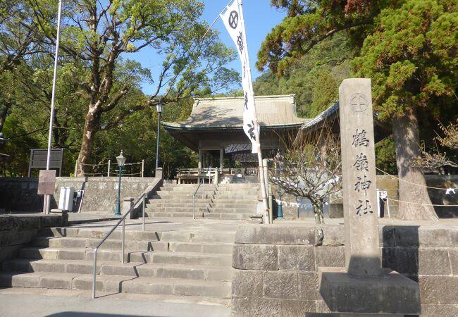美にまつわる神社