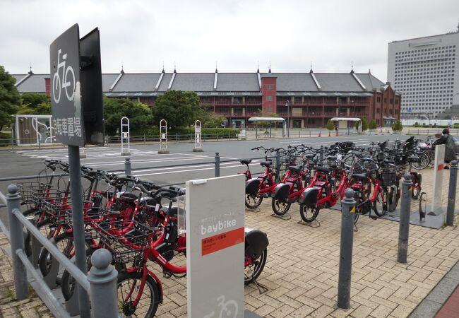 横浜コミュニティサイクル baybike (ベイバイク)