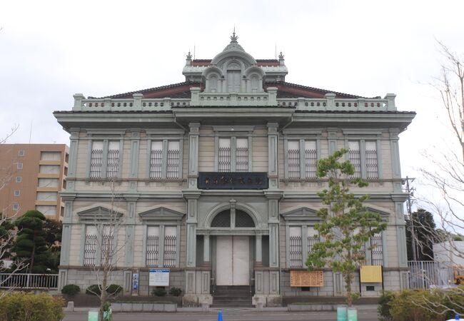 ルネサンス様式の明治建築