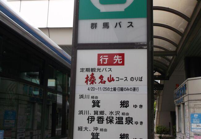 路線バス (群馬バス)