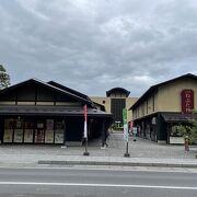 弘前公園の東側