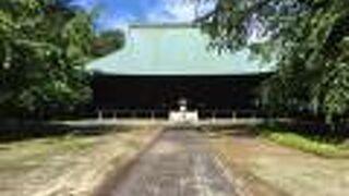 薬王院(茨城県水戸市)