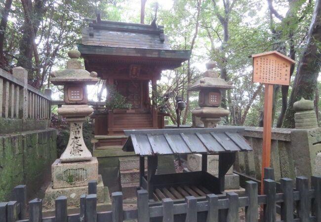 金刀比羅宮 御年神社