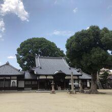 常光寺(大阪府八尾市)