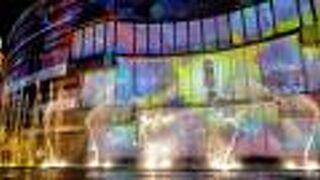 キャナルシティ博多 噴水ショー & キャナルアクアパノラマ