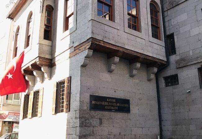 アタチュルクハウス博物館