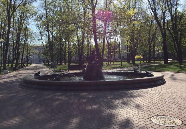 アレクサンドロフスキー ガーデン