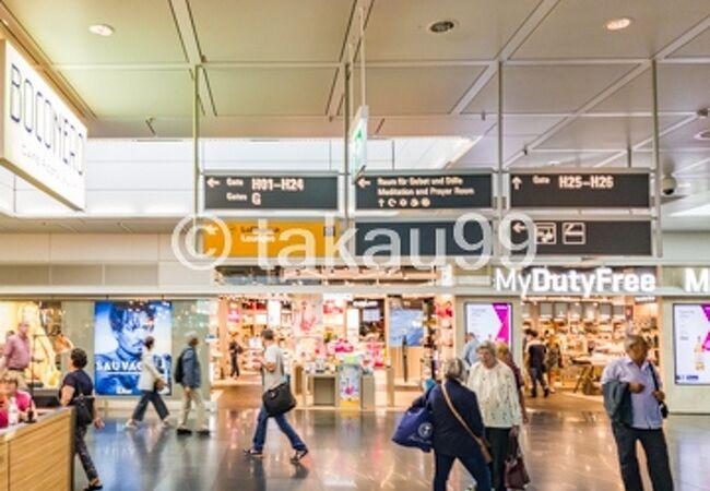 ミュンヘン空港とミュンヘン中心部を通っているので旅行者にも使いやすく大変便利です。