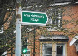 アン ハサウェイの家