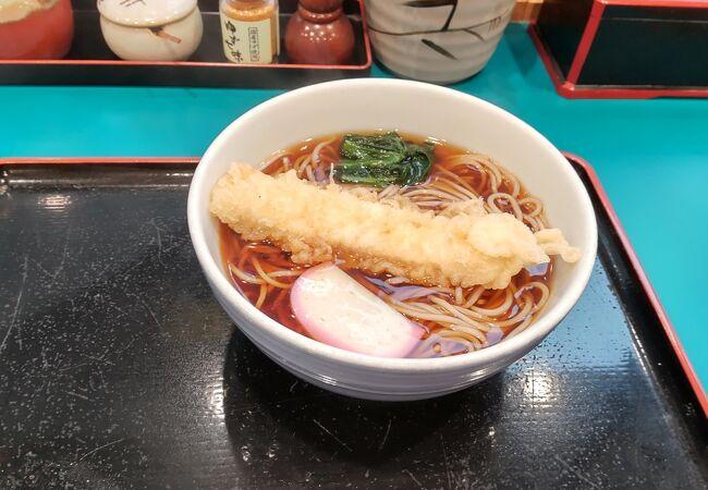 小諸そば 朝霞台店