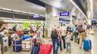 ウィーン国際空港駅