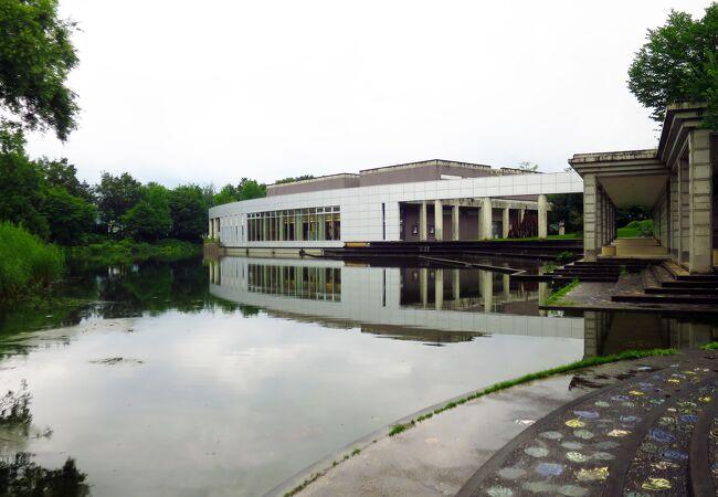 池田記念美術館